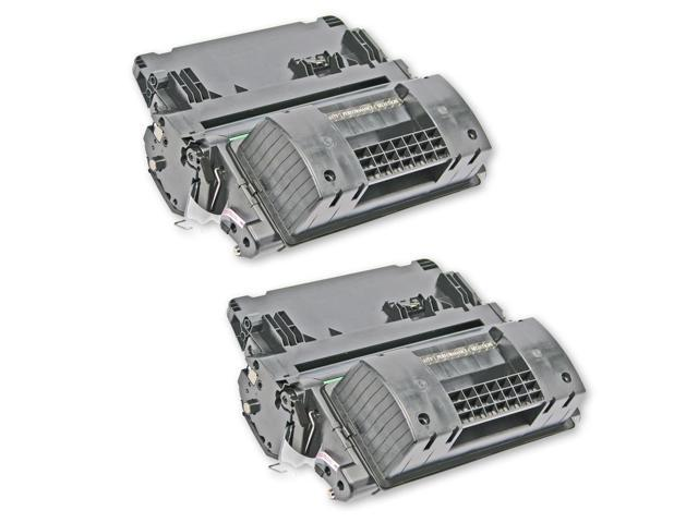 2 HP Compatible High Yield CE390X Toners
