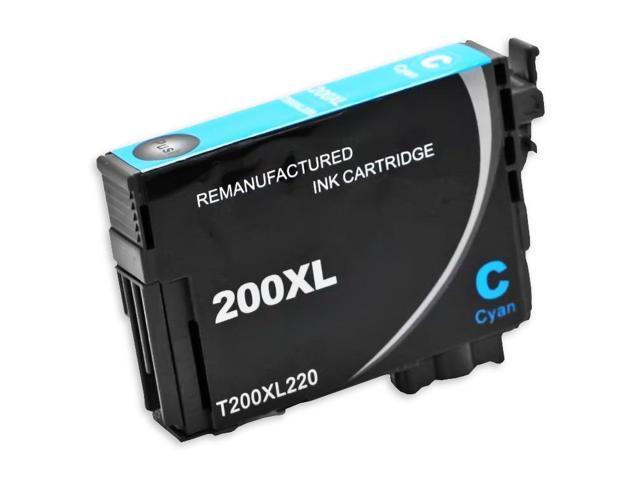 Epson T200XL220 High Yield Cyan Compatible Inkjet Cartridge