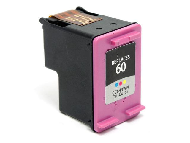 HP Photosmart C4640 Color Ink Cartridge - 165 Page Yield (compatible)