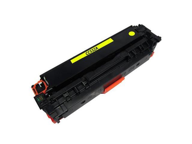 Superb Choice® Compatible Toner Cartridge for HP Color LaserJet CP2020/CP2025/CP2025n/CP2025dn/CP2025x - Yellow