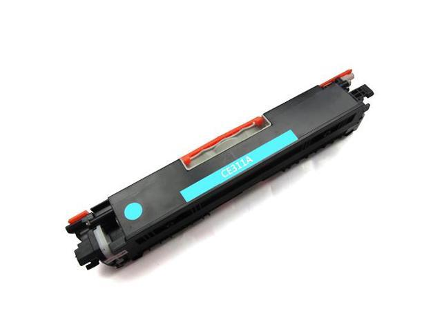 Superb Choice® Compatible Toner Cartridge for HP Color LaserJet CP1025/CP1025nw - Cyan
