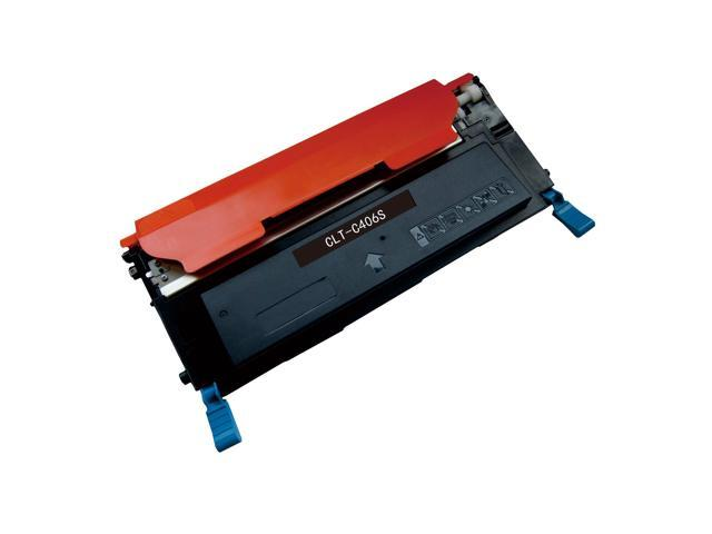 Superb Choice® Compatible Toner Cartridge for SAMSUNG CLX-3306W CLX-3306FN CLX-3307FW(Cyan)