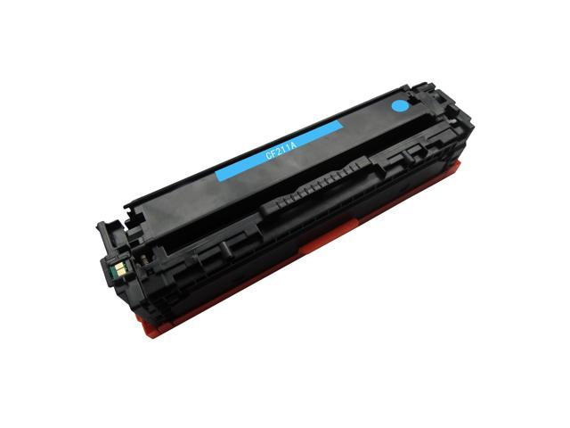 Superb Choice® Compatible Toner Cartridge for HP LaserJet Pro 200 Color M276n - Cyan