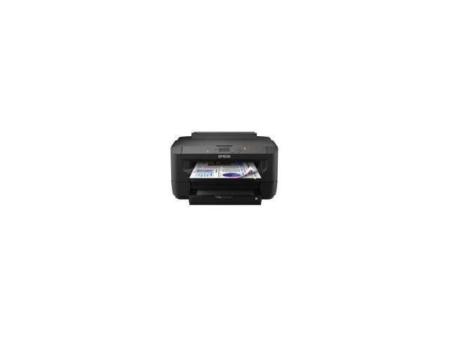 EPSON C11CC99201 n WorkForce WF-7110 Inkjet Printer - Color - 4800 x 2400 dpi Print 18 ppm Mono Print / 10 ppm Color Print (ISO) ...