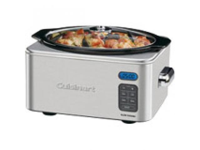 CONAIR PSC-650 Programmable Slow Cooker