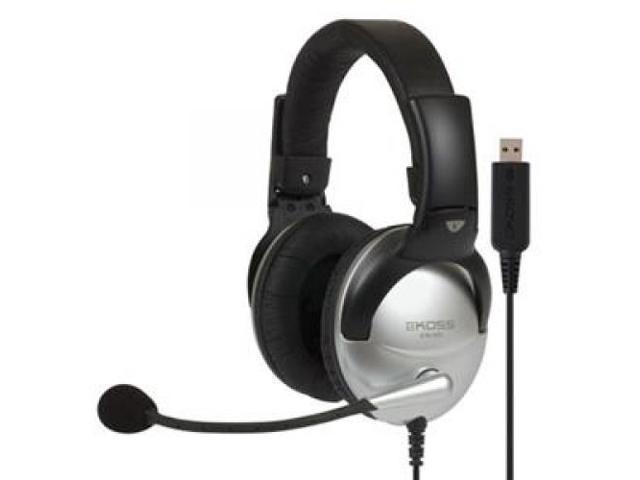 KOSS 178203 SB45 USB Communication Headsets
