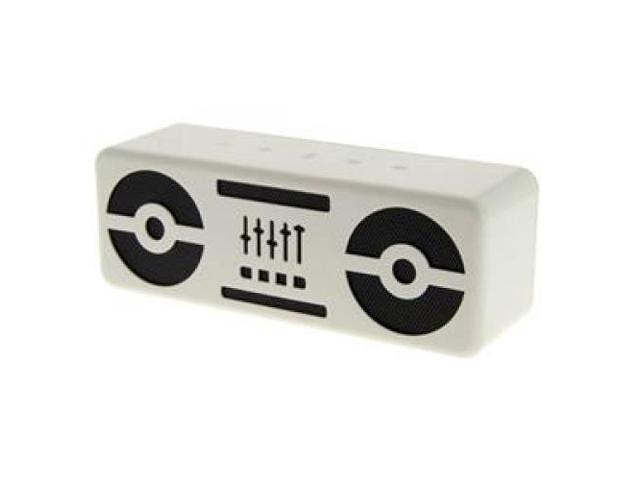 BEEWI BBS305-A1 BBS305 2.0 Speaker System - 5 W RMS - Wireless Speaker(s) - White