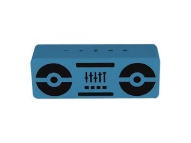 BEEWI BBS305-A2 BBS305 Speaker System - 5 W RMS - Wireless Speaker(s) - Blue
