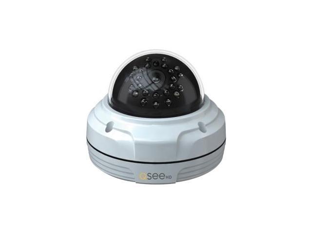 Q-SEE QTN8018D QTN8018D 1080P SMALL IP DOME CAMERA 3.6MM 20M IR IP66 WDR RJ45