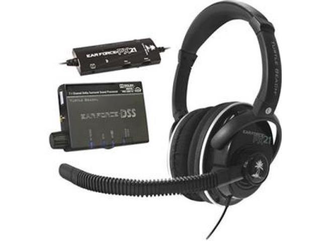 TURTLE BEACH TBS-2133 DPX21 PS3 Headset 5.17.1 Ch