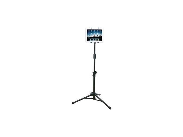 ERGOGUYS US-1009B STURDY IPAD AND TABLET HEIGHT ADJUSTABLE FLOOR STAND VIA