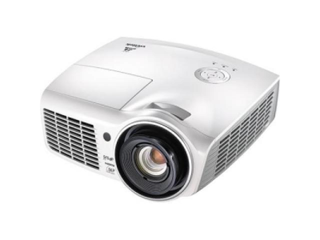 VIVITEK H1180HD 3D Ready DLP Projector - 1080p - HDTV - 16:9 2000 lm - HDMI - USB - VGA In - 240 W