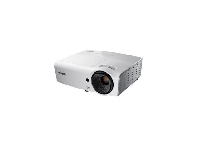 VIVITEK D557WH 3D Ready DLP Projector - 720p - HDTV - 4:3 F/2.52 - 2.73 - SECAM, NTSC, PAL - 1280 x 800 - WXGA ...