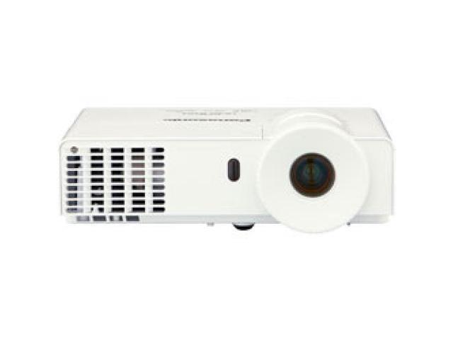 PANASONIC PT-LW271U PT-LW271U DLP Projector - 720p - HDTV - 16:10 F/2.5 - 2.67 - SECAM, NTSC, PAL - 1280 x 800 - WXGA - ...