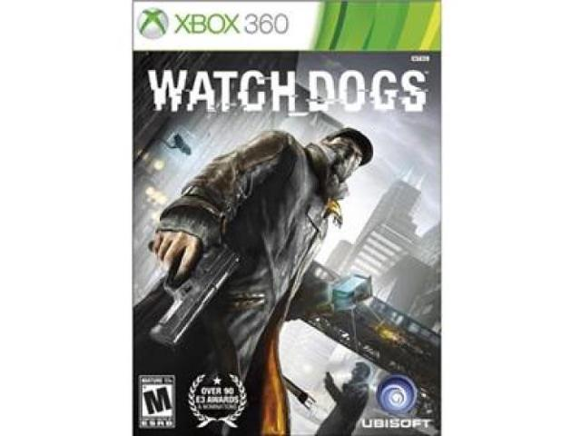UBISOFT 52804 Watch Dogs Action/Adventure Game - Xbox 360