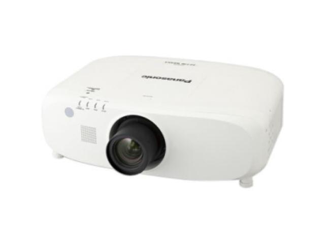 PANASONIC PT-EW730ZLU LCD Projector - 720p - HDTV - 16:10 F/1.7 - 2.3 - NTSC, PAL, SECAM - 1280 x 800 - WXGA - 5,000:1 ...