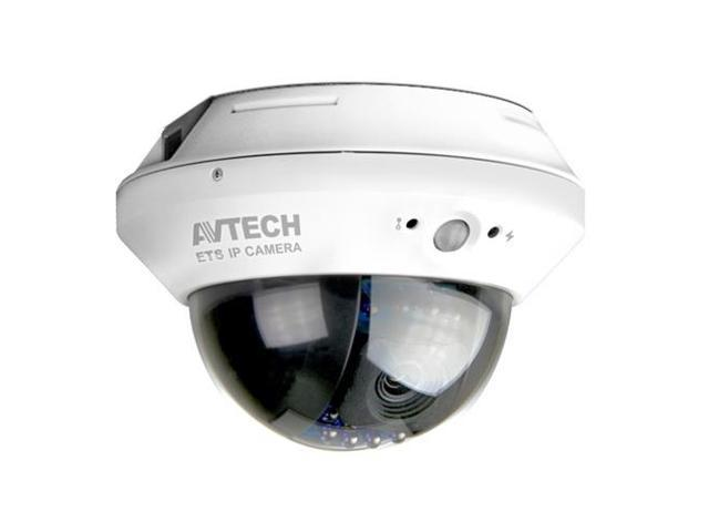 AVTECH AVM328A 1.3 Megapixel IP Indoor Dome Camera