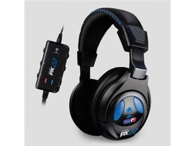 TURTLE BEACH TBS-3230-01 Ear Force PX22 Amplified Universal PC Gaming Headset