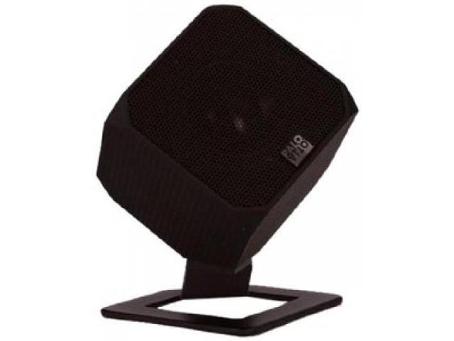 PALO ALTO AUDIO DESIGN SA510APA Cubik HD Speaker System - Black / USB - iPod Supported