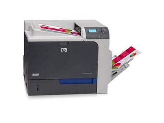 HEWLETT-PACKARD CC489A#BGJ LaserJet CP4025N Laser Printer - Color - 1200 x 1200 dpi Print - Plain Paper Print - Desktop