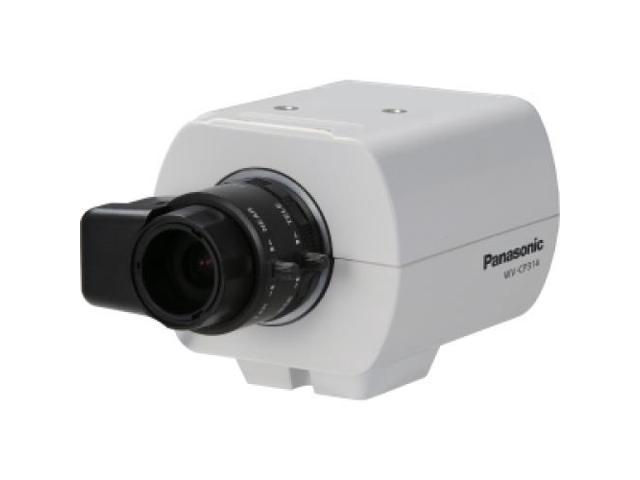 PANASONIC WVCP314 WV-CP314 Surveillance Camera W/ FOCUS ASSIST ATW CCD - Cable