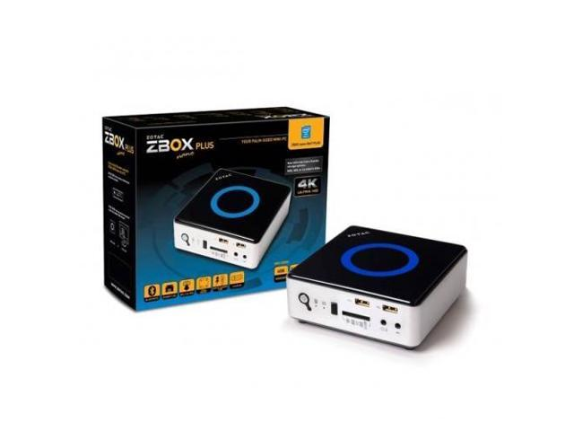 ZOTAC ZBOXNANO-ID67-PLUS-U ZBOXNANO-ID67-PLUS-U Intel Core i3-4010U 1.7GHz Intel PCH DDR3 WiFi A and V and GbE Mini PC Barebone System