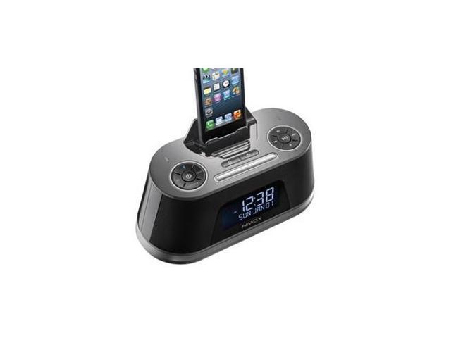HMDX HX-B710 Freedom Desktop Clock Radio - Stereo - Apple Dock Interface - Proprietary Interface