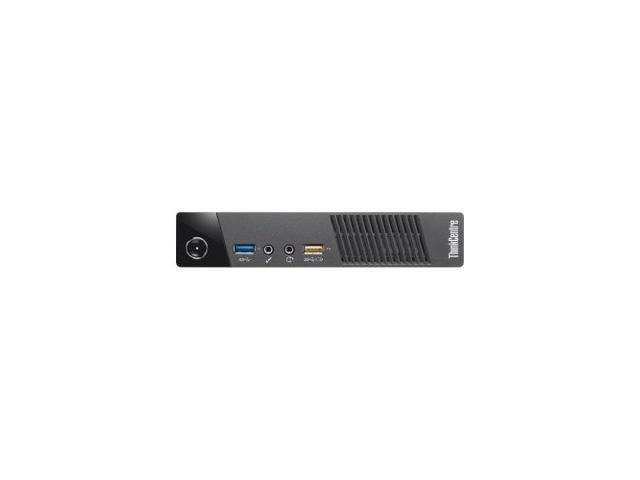 LENOVO 10AB004NUS Lenovo ThinkCentre M93p 10AB004NUS Desktop Computer - Intel Core i7 i7-4785T 2.20 GHz - Tiny - Business Black - 8 GB RAM - ...