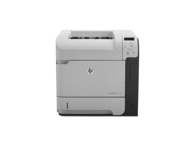 HP LaserJet Enterprise 600 Series M601dn Mono Laser Printer (45 ppm) (800MHz) (512 MB) (8.5