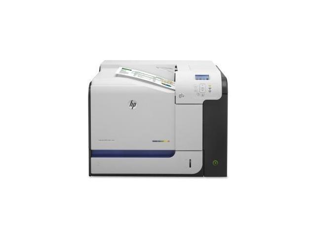 HP LaserJet Enterprise 500 Series M551n Color Laser Printer (33 ppm Black/33 ppm Color) (800 MHz