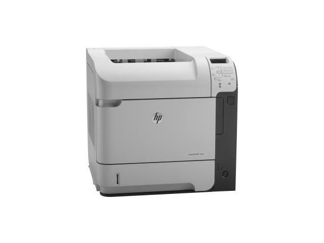 HP LaserJet Enterprise 600 Series M603dn Mono Laser Printer (62 ppm) (800 MHz) (512 MB) (8.5
