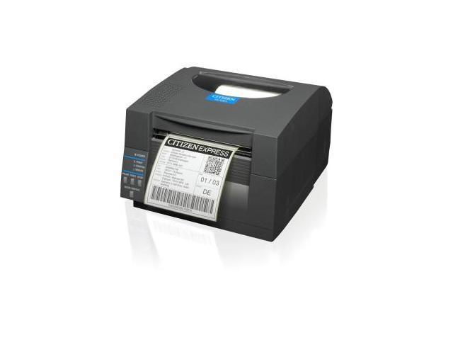 Citizen CL-S521 Direct Thermal Printer - Monochrome - Desktop - Label Print