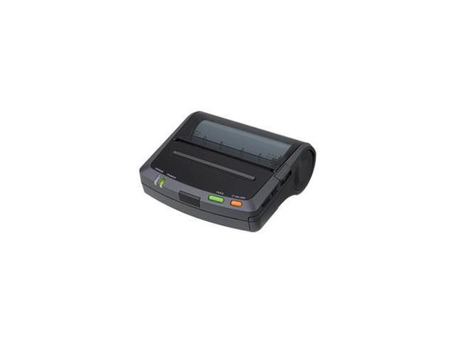 Seiko DPU-S445 Direct Thermal Printer - Monochrome - Mobile - Label Print - DPU-S445 USB