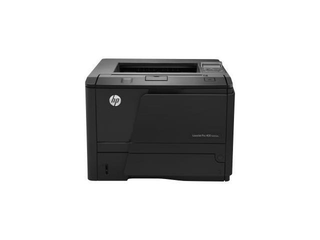 HP LaserJet Pro 400 M401dne Mono Laser Printer (35 ppm) (800 MHz) (256 MB) (8.5? x 14?) (1200 x