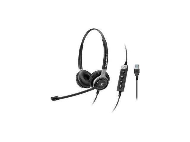 """Centuryâ""""¢ SC 660 USB ML Premium Wired Headset"""