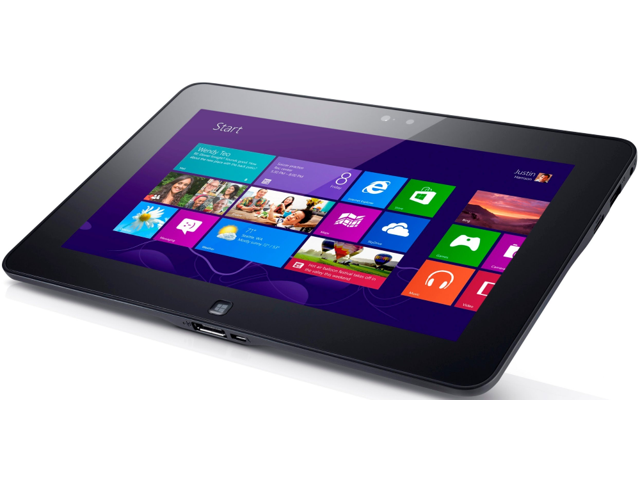 DELL Latitude 10 ST2 Tablet Intel Atom Z2760 (1.8GHz) 2GB DDR2 Memory 64GB Solid State Drive SSD 10.1