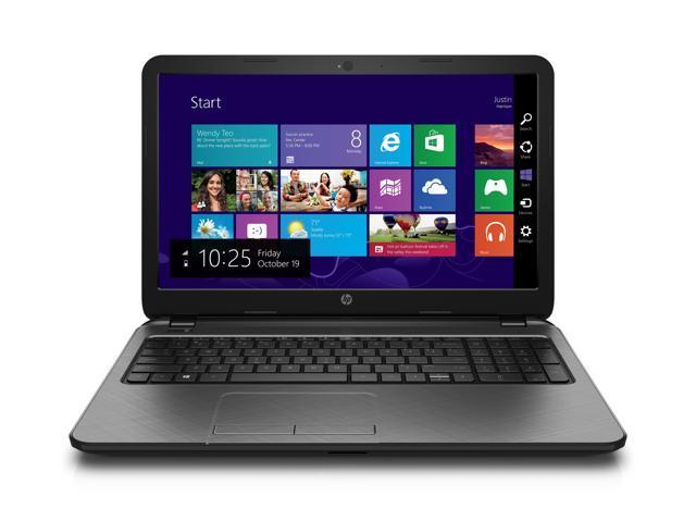 HP 15-f003dx AMD Quad-Core 15.6? HD Display, 750GB HD Win 8.1 Notebook Computer