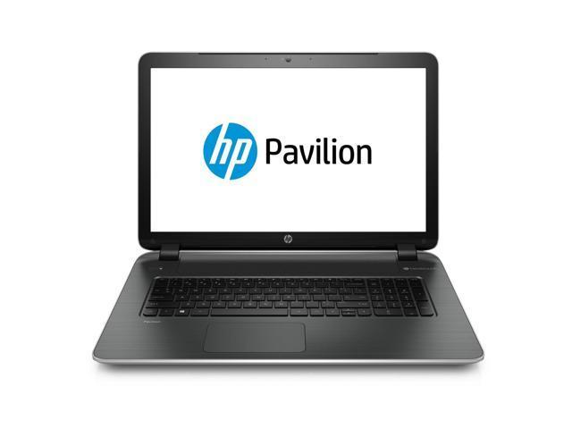 HP Pavilion 17-f049nr AMD Quad-Core A10, 8GB, 1TB HDD, DVD, 17.3? HD+, Beats Audio, Win 8.1 (Snow White )