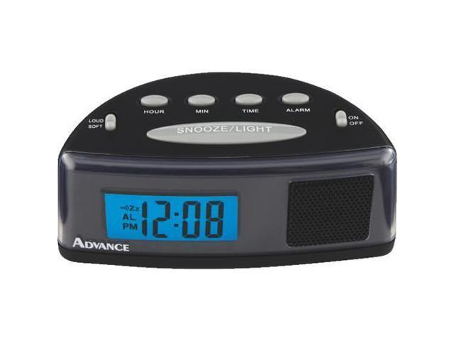 ELECTRIC LCD ALARM CLOCK 6028AT