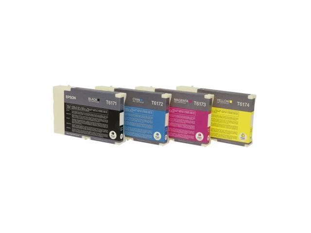 Epson C13T617400 (T6174) Ink cartridge yellow, 7K pages, 100ml