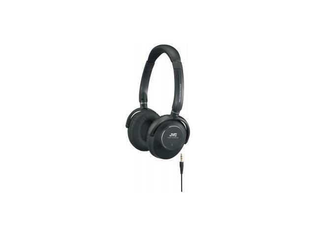JVC Black 85% Noise Cancelling Headphones