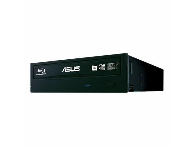 New Asus BW-12B1ST/BLK/G/AS Internal 12x Blu-Ray Burner - BD-R 12x, BD-R DL 8x, BD-R