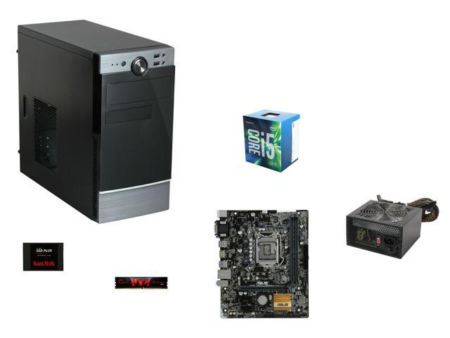 Intel Core i5-6500 Skylake Desktop Processor Bundle